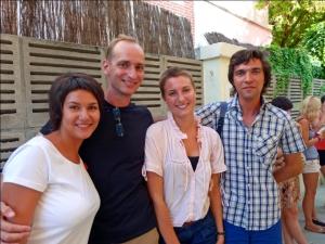 Opiniones de estudiantes: Hispania, escuela de español