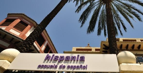 Ceny Hispania, escuela de español