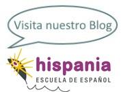 Blog de Hispania, escuela de español